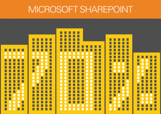 More than 70 percent of Fortune 500 companies have selected Microsoft SharePoint.