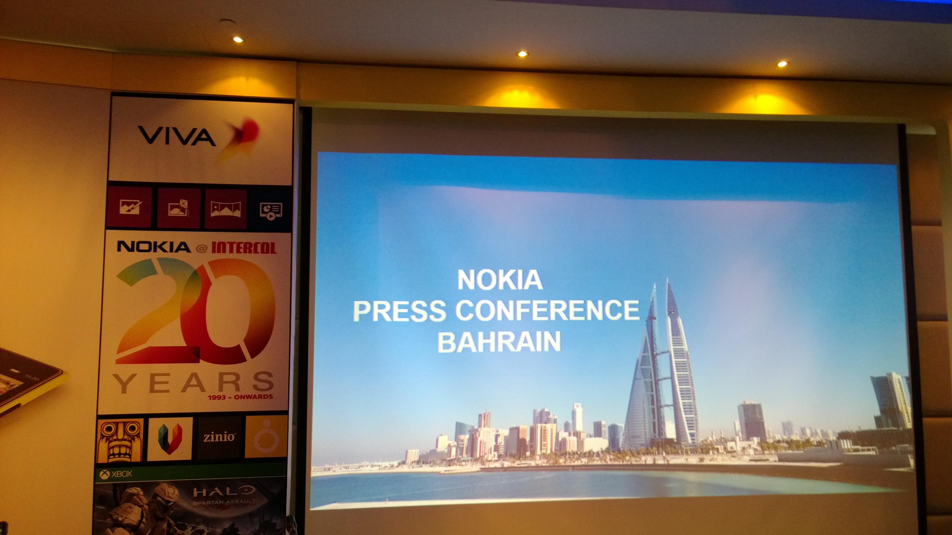 Nokia Reiterates its Commitment to the Bahraini market with