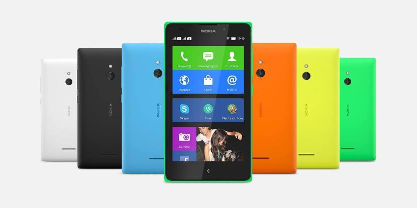 Nokia XL Family
