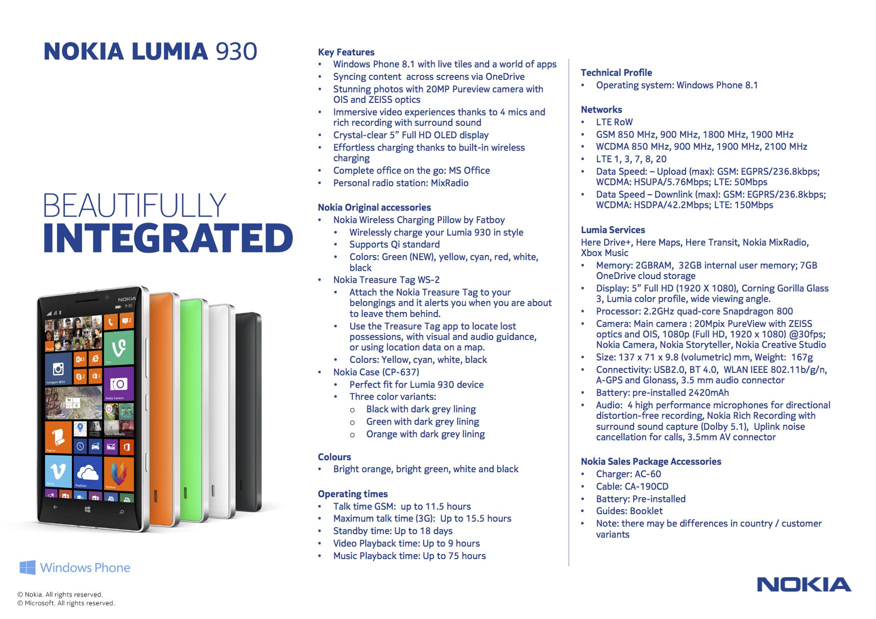 coque rigide nokia lumia 930 impression palette de. Black Bedroom Furniture Sets. Home Design Ideas